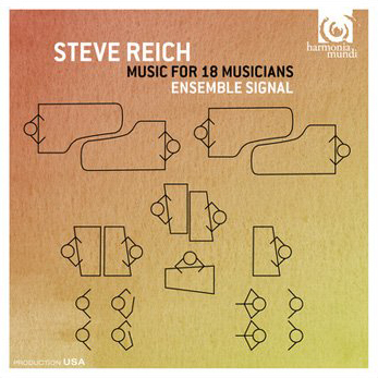 Cover art for Music-for-18-Musicians