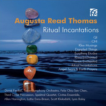 Album cover art for Ritual Incantations