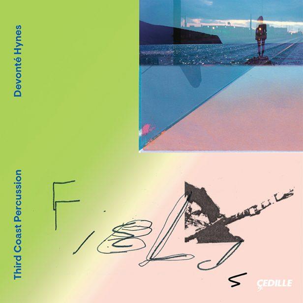 Cover art for the Album Fields